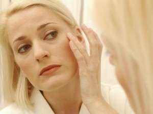 facial wrinkles and skin care