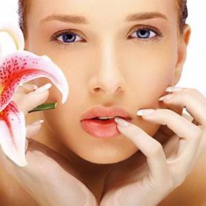 moisturized skin care