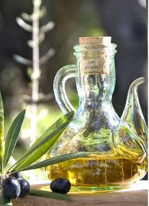 olive oil, skin care